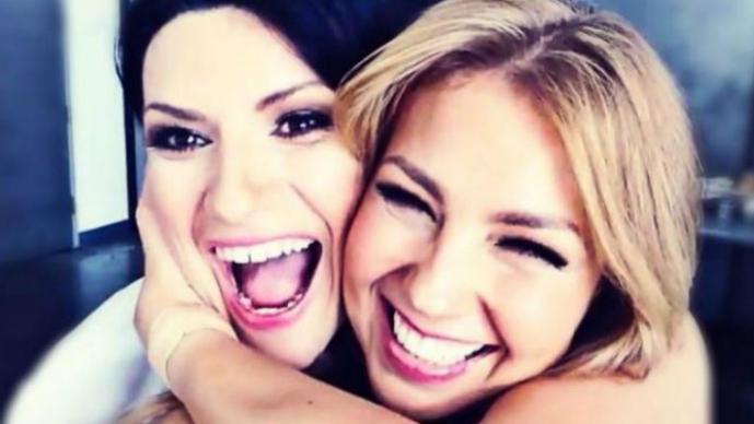 "Thalía y Pausini lanzan ""Sino a ti"""