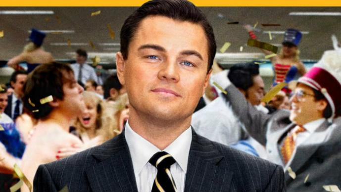 The Wolf of Wall street, Leonardo DiCaprio