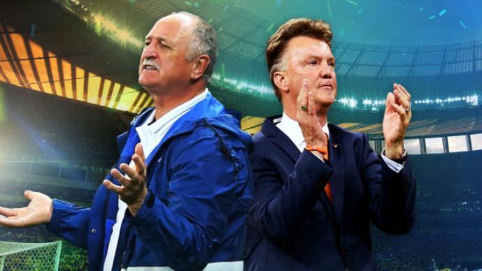 Holanda vs Brasil, por el partido de los olvidados