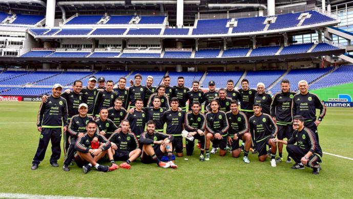 Selección Mexicana (Foto: Twitter)