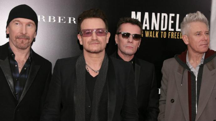 U2 volverá a la música con nuevo disco