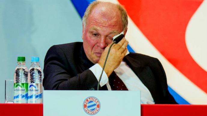 """Ex presidente del Bayern Munich pasará sus días en """"prisión de lujo"""""""