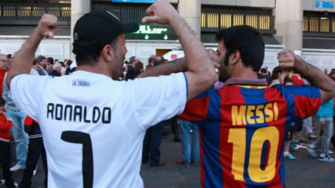 Fan del Barcelona mató a su amigo por irle al Real Madrid