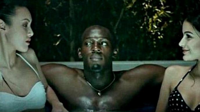 Usain Bolt y su gusto por la fiesta