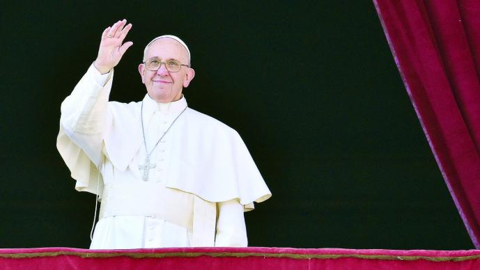 Papa Francisco (Foto: Archivo El Gráfico)