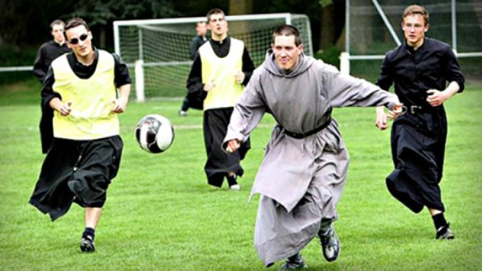 Selección de futbol del Vaticano