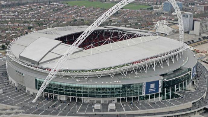 Wembley está de fiesta, cumple 90 años