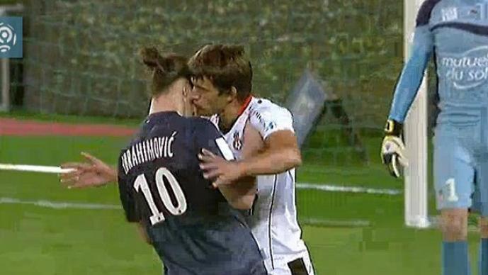 Renato Civelli, Zlatan Ibrahimovic,