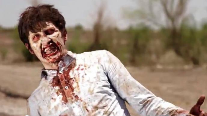 Crónicas Zombie, Serie mexicana