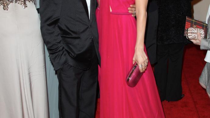 Marc Antony y Jennifer Lopez