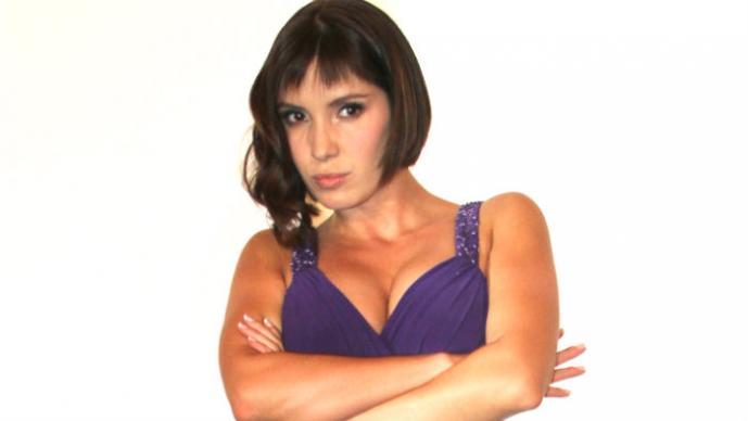 """Andrea Escalona baila """"El taxi"""" a su novio   VIDEO"""