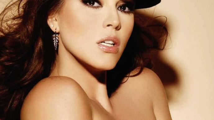 Alicia Machado, playboy