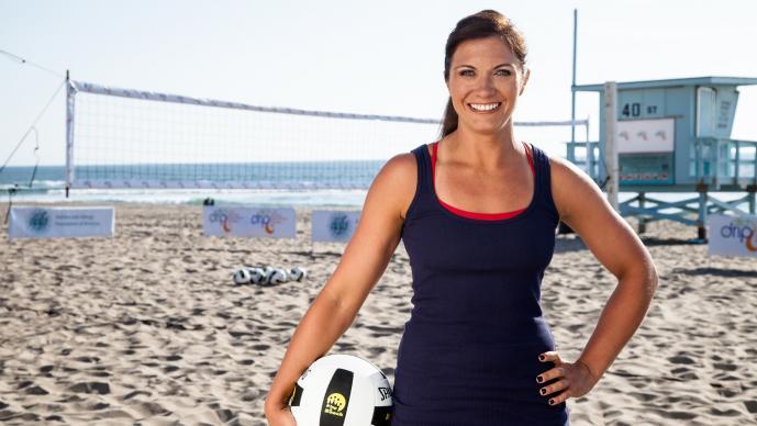 voleibol, playa, bellezas