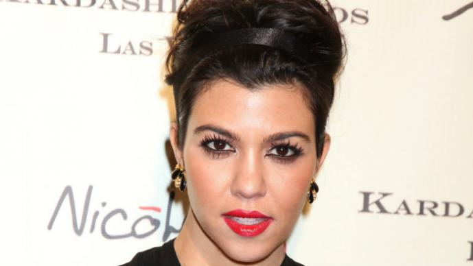 Kourtney Kardashian y sus mediáticas curvas