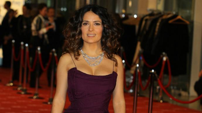 Salma Hayek (Foto: Photoamc).