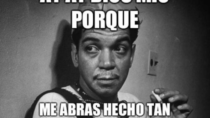 "Las mejores frases de ""Cantinflas""."