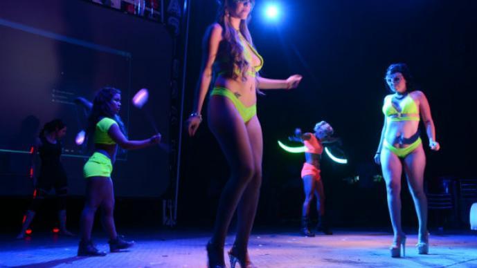 Fiesta Sexmex calienta Monterrey