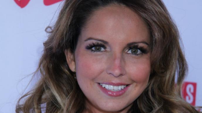 Karla Díaz, la ex Jeans que más atrevida