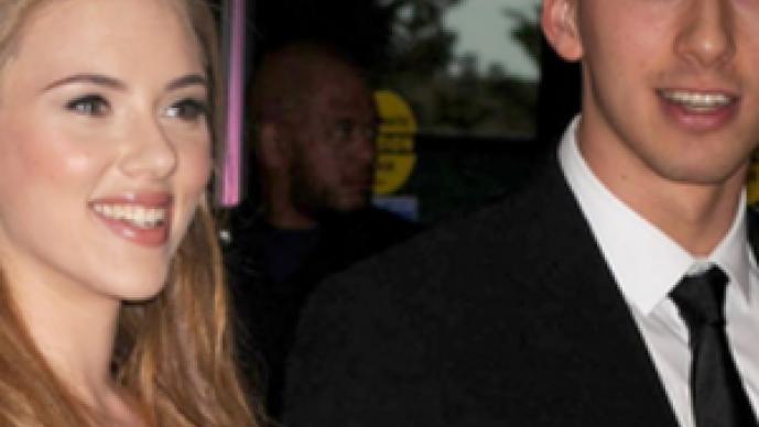 Scarlett Johansson y Hunter