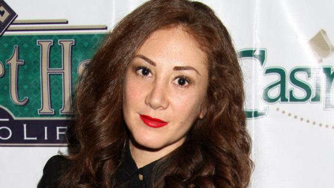 Mariana Ávila, la más cachonda y desnuda de la TV