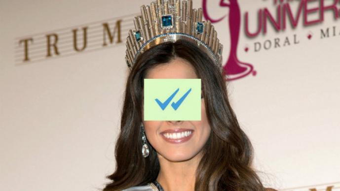 Los memes no perdonaron a Miss Colombia
