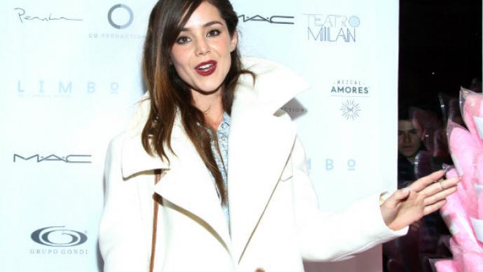 Camila Sodi y sus sensuales labios