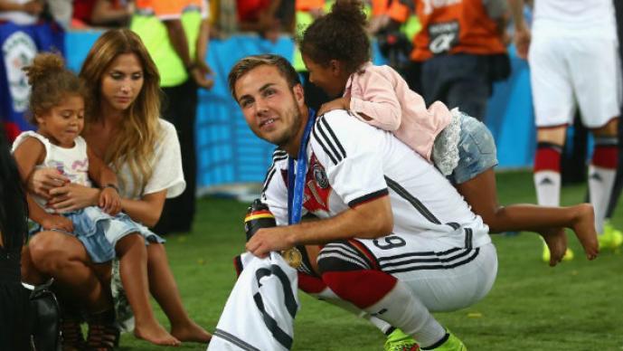Así celebraron los alemanes la Copa del Mundo