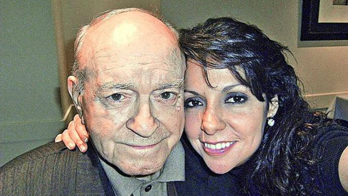 Alfredo Di Stéfano, Gina González