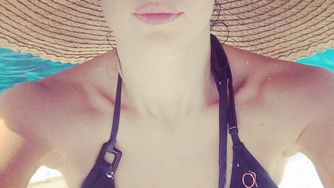 Ana de la Reguera (Foto cortesía Instagram)