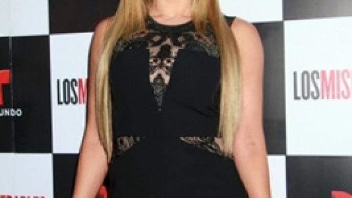 Aracely Arámbula, corte de cabello, Telemundo, Los Miserables,