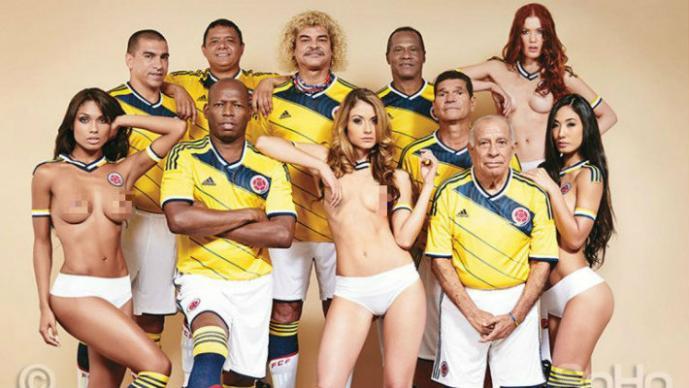 Astros colombianos