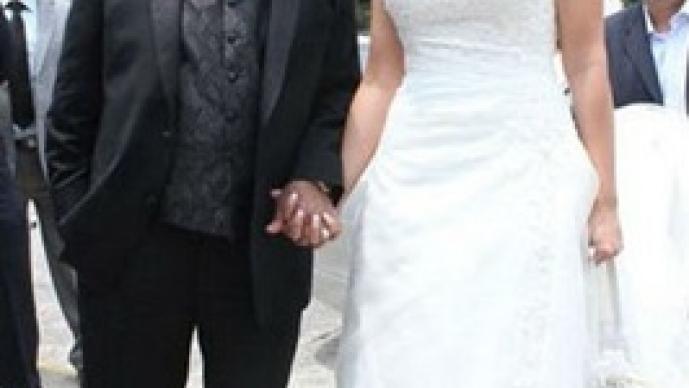 Vicente Fernández, Alejandra Fernández, boda, celebración, matrimonio