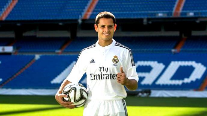 """Los memes de la llegada del """"Chicharito"""" al Real Madrid."""
