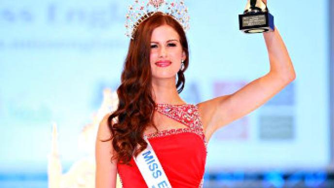 Miss Inglaterra: modelo y futbolista | GALERÍA, Carina Tyrell