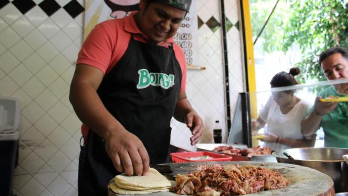 Visítalos de martes a domingo, de 10:00 am a 5:00 pm, sobre la calle José Martí #230, casi esquina con Unión, en la colonia Escandón. (Foto: Paola Ascencio)