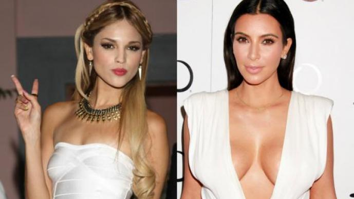 Los diferentes tipos de senos de las famosas
