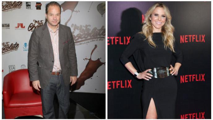 Luis García y Kate del Castillo