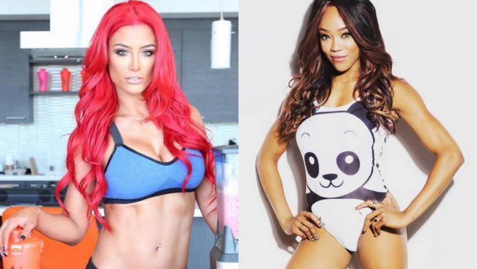 Conoce a las sexys y exuberantes divas de la WWE | SELFIES