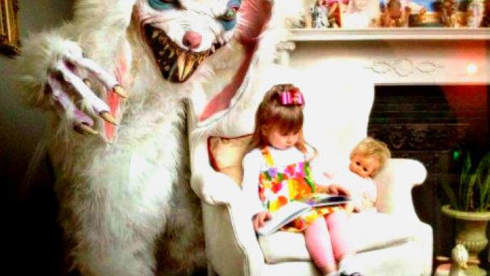 Los conejos de Pascua más aterradores | GALERÍA
