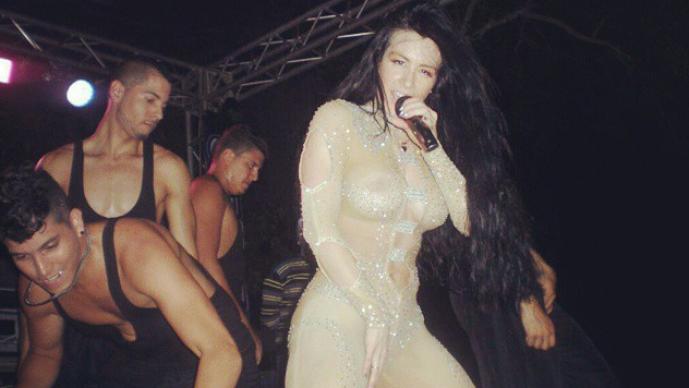 Diosa Canales (Foto: Instagram)