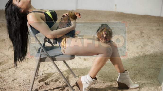 Vanessa Álvarez, fitness, playa, bikini, atleta, Riviera Maya, palenque, pelea de gallos, chica, estilista, mujer soñadora, sesión fotográfica