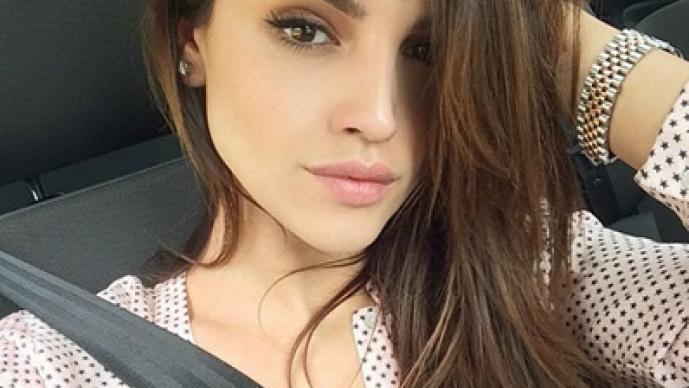Eiza González, operó, operación, Bisturí, senos, bustos, talla, aumento