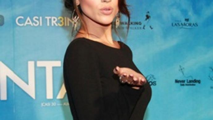 Eiza González, From Dusk Till Dawn, maquillaje