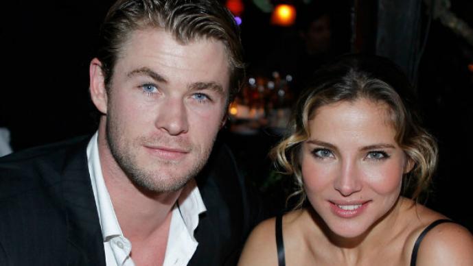 "Protagonista de ""Thor"" prohibe a su esposa posar desnuda"