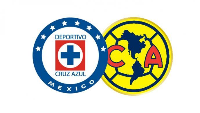 Cruz Azul - América, futbol