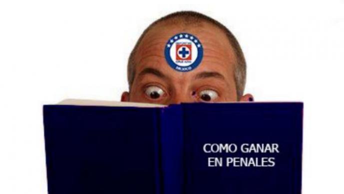Memes Cruz Azul Foto: Twitter