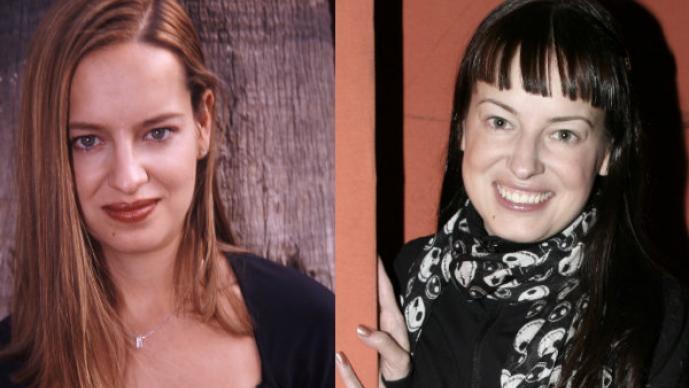 Gabriela Platas, su antes y después