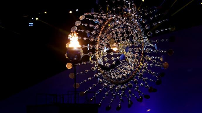 Los Juegos Olímpicos de Río 2016 fueron inaugurados esta noche, estas son las mejores imágenes de la ceremonia de apertura >>> Foto: GettyImages