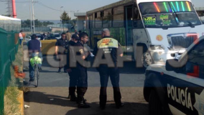 Asesinan a hombre en ruta Huehuetoca-Toreo