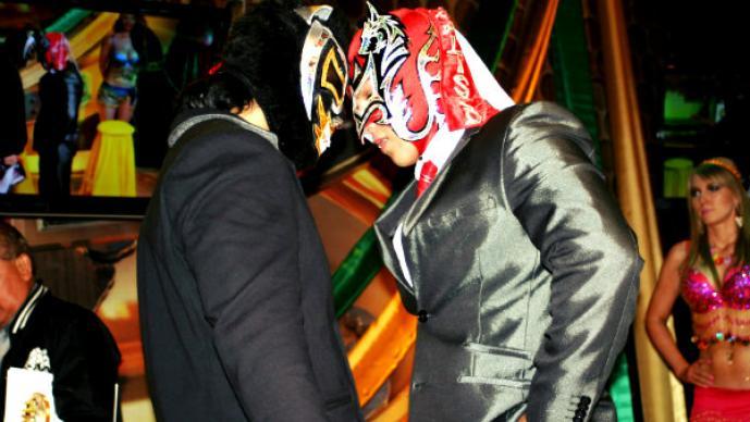 Luchadores, Dragon Lee, Kamaitachi, Consejo Mundial de Lucha Libre, Arena México